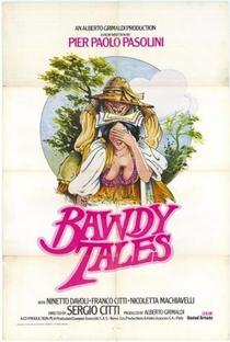 Assistir Bawdy Tales Online Grátis Dublado Legendado (Full HD, 720p, 1080p) | Sergio Citti | 1973