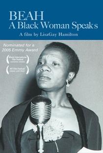 Assistir Beah: A Black Woman Speaks Online Grátis Dublado Legendado (Full HD, 720p, 1080p) | LisaGay Hamilton | 2003