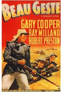 Assistir Beau Geste Online Grátis Dublado Legendado (Full HD, 720p, 1080p) | William A. Wellman | 1939