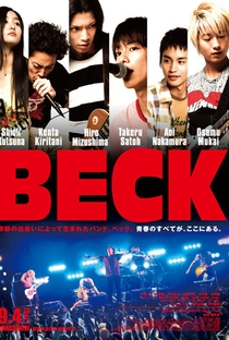 Assistir Beck Online Grátis Dublado Legendado (Full HD, 720p, 1080p) | Yukihiko Tsutsumi | 2010