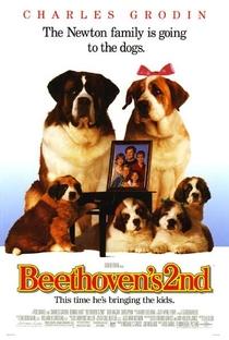 Assistir Beethoven 2 Online Grátis Dublado Legendado (Full HD, 720p, 1080p) | Rod Daniel | 1993