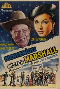 Assistir Bem-Vindo Senhor Marshall Online Grátis Dublado Legendado (Full HD, 720p, 1080p) | Luis García Berlanga | 1953