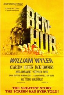 Assistir Ben-Hur Online Grátis Dublado Legendado (Full HD, 720p, 1080p)   William Wyler   1959
