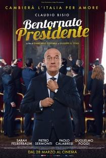 Assistir Bentornato Presidente! Online Grátis Dublado Legendado (Full HD, 720p, 1080p)   Giancarlo Fontana