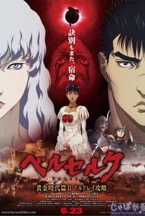 Assistir Berserk Era de Ouro Ato II: A Batalha de Doldrey Online Grátis Dublado Legendado (Full HD, 720p, 1080p)   Toshiyuki Kubooka   2012