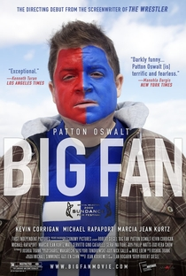 Assistir Big Fan Online Grátis Dublado Legendado (Full HD, 720p, 1080p) | Robert Siegel |
