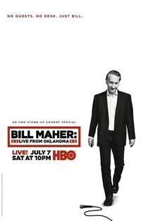 Assistir Bill Maher: Ao vivo de Oklahoma Online Grátis Dublado Legendado (Full HD, 720p, 1080p) | Beth McCarthy-Miller | 2018