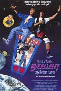Assistir Bill & Ted: Uma Aventura Fantástica Online Grátis Dublado Legendado (Full HD, 720p, 1080p) | Stephen Herek | 1989