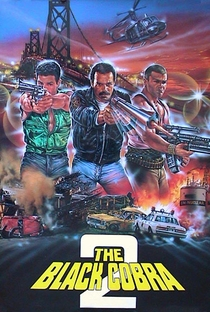 Assistir Black Cobra 2: A Vingança Online Grátis Dublado Legendado (Full HD, 720p, 1080p) | Edoardo Margheriti | 1989