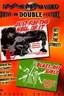 Assistir Blast off Girls Online Grátis Dublado Legendado (Full HD, 720p, 1080p) | Herschell Gordon Lewis | 1967