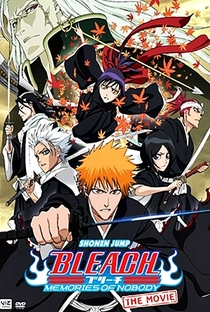 Assistir Bleach: 1 - Memories of Nobody Online Grátis Dublado Legendado (Full HD, 720p, 1080p) | Noriyuki Abe | 2006