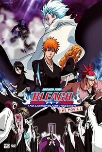 Assistir Bleach: 2 - The Diamond Dust Rebellion Online Grátis Dublado Legendado (Full HD, 720p, 1080p) | Noriyuki Abe | 2007