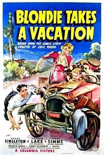 Assistir Blondie Takes a Vacation Online Grátis Dublado Legendado (Full HD, 720p, 1080p)   Frank R. Strayer   1939
