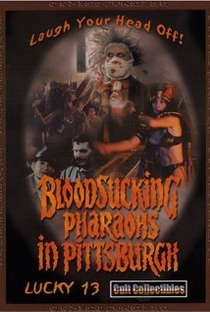 Assistir Bloodsucking Pharaohs in Pittsburgh Online Grátis Dublado Legendado (Full HD, 720p, 1080p) | Dean Tschetter | 1991