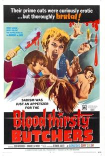 Assistir Bloodthirsty Butchers Online Grátis Dublado Legendado (Full HD, 720p, 1080p) | Andy Milligan | 1970