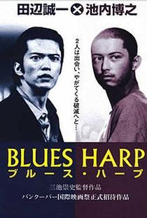 Assistir Blues Harp Online Grátis Dublado Legendado (Full HD, 720p, 1080p) | Takashi Miike | 1998