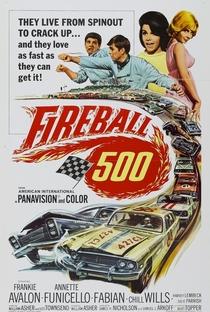 Assistir Bola de Fogo 500 Online Grátis Dublado Legendado (Full HD, 720p, 1080p) | William Asher (I) | 1966