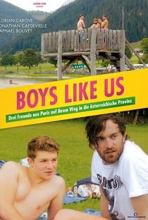 Assistir Boys Like Us Online Grátis Dublado Legendado (Full HD, 720p, 1080p) | Patric Chiha | 2014