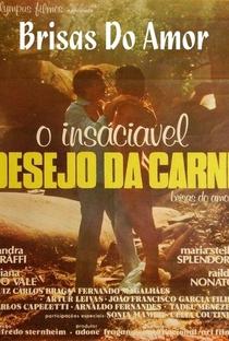 Assistir Brisas do Amor/ O Insaciável Desejo da Carne Online Grátis Dublado Legendado (Full HD, 720p, 1080p) | Alfredo Sternheim | 1982