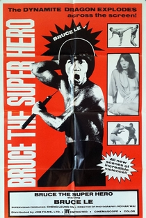 Assistir Bruce the Super Hero Online Grátis Dublado Legendado (Full HD, 720p, 1080p)   Bruce Le   1979