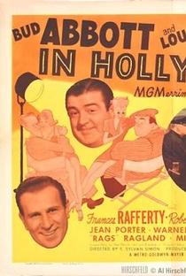Assistir Bud Abbott & Lou Costello em Hollywood Online Grátis Dublado Legendado (Full HD, 720p, 1080p) | S. Sylvan Simon | 1945