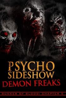 Assistir Bunker of Blood: Chapter 5: Psycho Sideshow: Demon Freaks Online Grátis Dublado Legendado (Full HD, 720p, 1080p) | C. Courtney Joyner