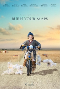 Assistir Burn Your Maps Online Grátis Dublado Legendado (Full HD, 720p, 1080p) | Jordan Roberts (II) | 2016