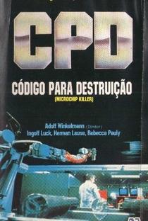 Assistir C.P.D - Código para Destruição Online Grátis Dublado Legendado (Full HD, 720p, 1080p) | Adolf Winkelmann | 1987