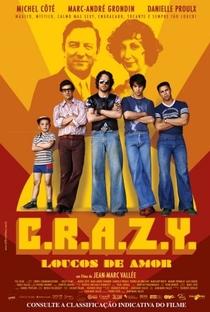 Assistir C.R.A.Z.Y. - Loucos de Amor Online Grátis Dublado Legendado (Full HD, 720p, 1080p) | Jean-Marc Vallée | 2005