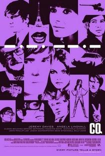 Assistir CQ Online Grátis Dublado Legendado (Full HD, 720p, 1080p) | Roman Coppola | 2001