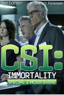Assistir CSI: Immortality Online Grátis Dublado Legendado (Full HD, 720p, 1080p) | Louis Milito | 2016