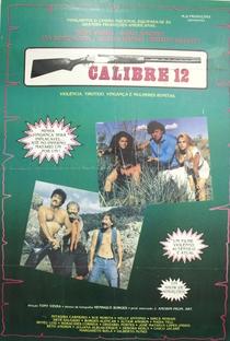 Assistir Calibre 12 Online Grátis Dublado Legendado (Full HD, 720p, 1080p) | Tony Vieira | 1988