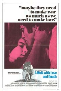 Assistir Caminhando com o Amor e a Morte Online Grátis Dublado Legendado (Full HD, 720p, 1080p) | John Huston (I) | 1969