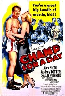 Assistir Campeão por um Dia Online Grátis Dublado Legendado (Full HD, 720p, 1080p) | William A. Seiter | 1953
