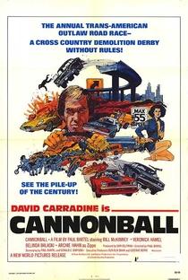 Assistir Cannonball: A Corrida do Século Online Grátis Dublado Legendado (Full HD, 720p, 1080p) | Paul Bartel (I) | 1976