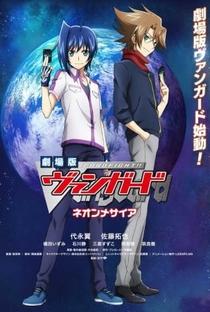 Assistir Cardfight!! Vanguard Movie: Neon Messiah Online Grátis Dublado Legendado (Full HD, 720p, 1080p) | Shin Itagaki | 2014