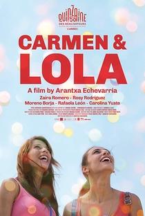 Assistir Carmen & Lola Online Grátis Dublado Legendado (Full HD, 720p, 1080p) | Arantxa Echevarría | 2018