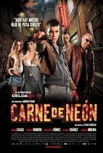 Assistir Carne de Neon Online Grátis Dublado Legendado (Full HD, 720p, 1080p) | Paco Cabezas | 2010