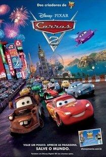 Assistir Carros 2 Online Grátis Dublado Legendado (Full HD, 720p, 1080p) | John Lasseter | 2011