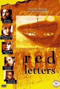 Assistir Cartas Vermelhas Online Grátis Dublado Legendado (Full HD, 720p, 1080p) | Bradley Battersby | 2000