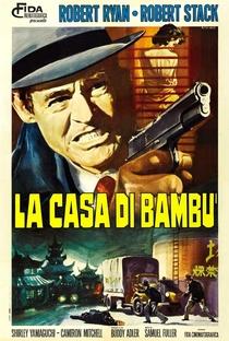 Assistir Casa de Bambu Online Grátis Dublado Legendado (Full HD, 720p, 1080p) | Samuel Fuller | 1955