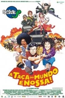 Assistir Casseta & Planeta - A Taça do Mundo é Nossa Online Grátis Dublado Legendado (Full HD, 720p, 1080p) | Lula Buarque de Hollanda | 2003