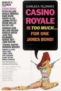 Assistir Cassino Royale Online Grátis Dublado Legendado (Full HD, 720p, 1080p) | John Huston (I)