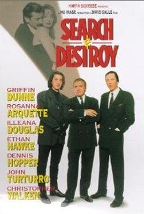Assistir Cercar e Destruir Online Grátis Dublado Legendado (Full HD, 720p, 1080p) | David Salle | 1995
