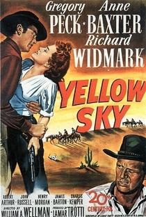 Assistir Céu Amarelo Online Grátis Dublado Legendado (Full HD, 720p, 1080p) | William A. Wellman | 1948