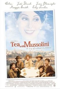 Assistir Chá com Mussolini Online Grátis Dublado Legendado (Full HD, 720p, 1080p) | Franco Zeffirelli | 1999