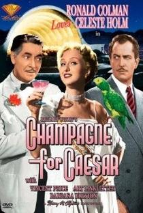 Assistir Champanhe para César Online Grátis Dublado Legendado (Full HD, 720p, 1080p) | Richard Whorf | 1950