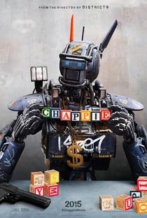 Assistir Chappie Online Grátis Dublado Legendado (Full HD, 720p, 1080p) | Neill Blomkamp | 2015