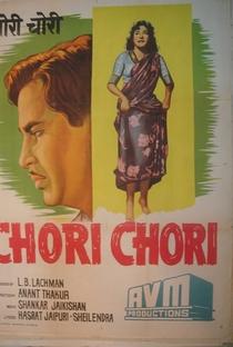 Assistir Chori Chori Online Grátis Dublado Legendado (Full HD, 720p, 1080p)   Anant Thakur   1956