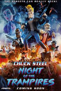 Assistir Chuck Steel: Night of the Trampire Online Grátis Dublado Legendado (Full HD, 720p, 1080p)   Michael Mort   2017